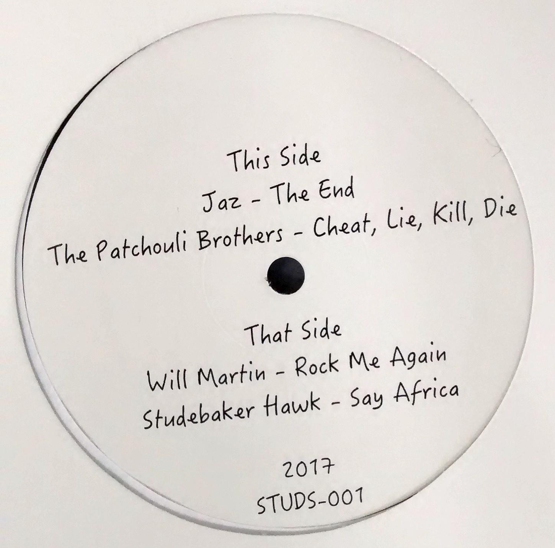 """Various/STUDS 001 EP 12"""""""