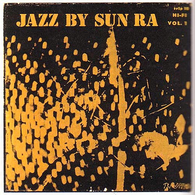 Sun Ra/JAZZ BY SUN RA VOL 1 LP