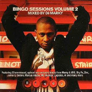 DJ Marky/BINGO SESSIONS VOL.2 CD