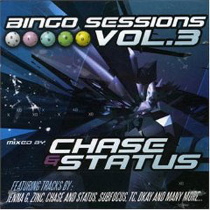 Chase & Status/BINGO SESSIONS VOL. 3 CD