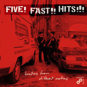 Five! Fast!! Hits!!!/BROTHERS FROM... CD