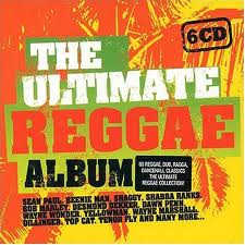 Various/ULTIMATE REGGAE ALBUM 6CD