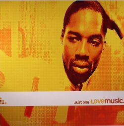 Just One/LOVE MUSIC CD