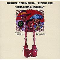 Abnormal Yellow Band/BANG BONG DISCO CD