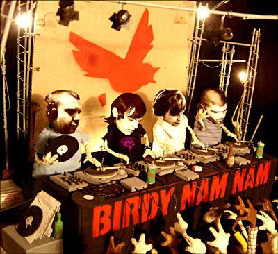 Birdy Nam Nam/READY FOR WAR... 3LP