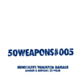 "Humanleft - Damage/ARNAUD & BERNARD 10"""