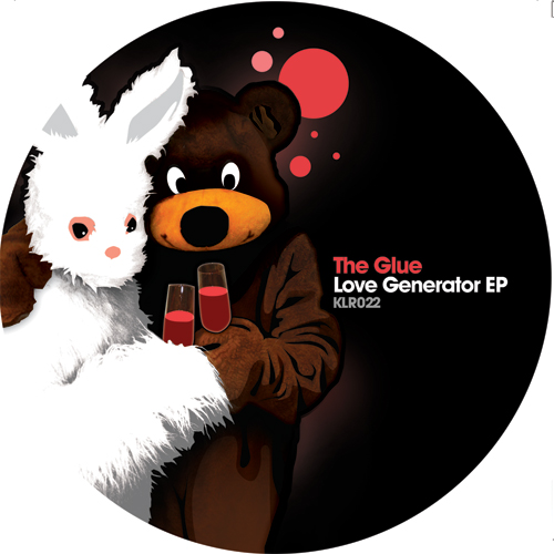 "Glue, The/LOVE GENERATOR EP 12"""