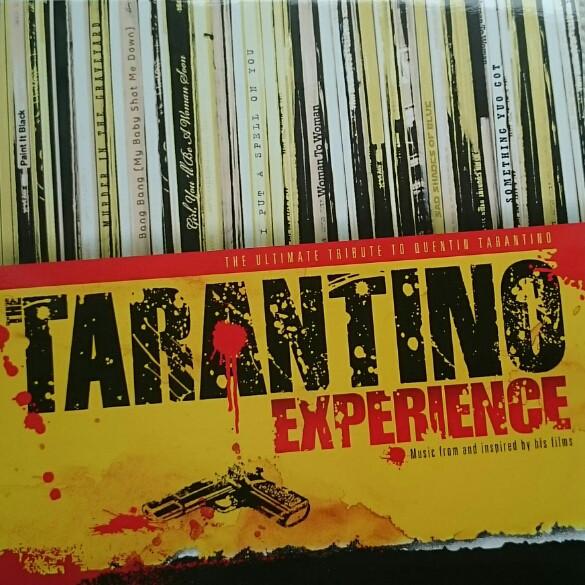 Tarantino Experience/MUSIC FROM.. DLP