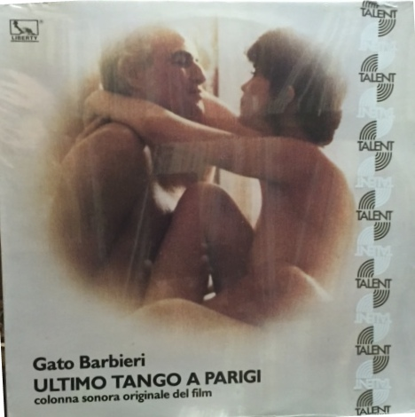 Gato Barbieri/LAST TANGO IN PARIS OST LP