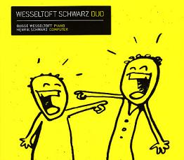 Bugge Wesseltoft+Henrik Schwarz/DUO CD