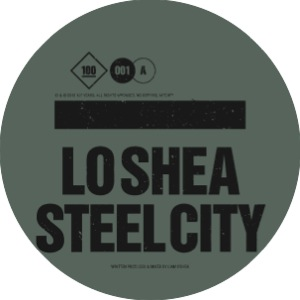 Lo Shea/STEEL CITY-PRANG 12""
