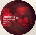 """Andreus/HEY YOUNG WORLD  12"""""""