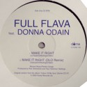 Full Flava/MAKE IT RIGHT  12""