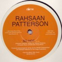 Rahsaan Patterson/SO HOT 12""