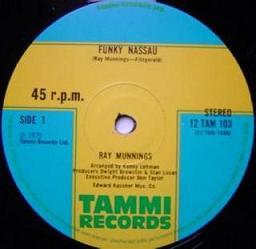 """Ray Munnings/FUNKY NASSAU 12"""""""