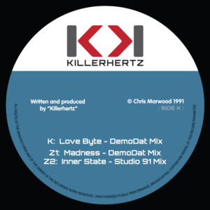 Killerhertz/LOVE BYTE EP 12""