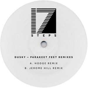 Dusky/PARAKEET FEET REMIXES 12""