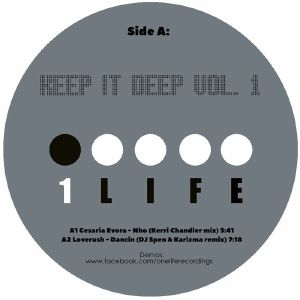 Various/KEEP IT DEEP VOL. 1 12""