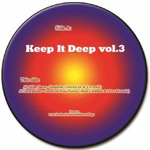 Various/KEEP IT DEEP VOL. 3 12""