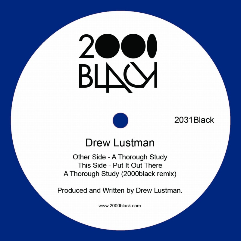 Drew Lustman (Falty DL)/A THOROUGH 12""