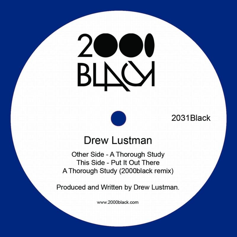"""Drew Lustman (Falty DL)/A THOROUGH 12"""""""