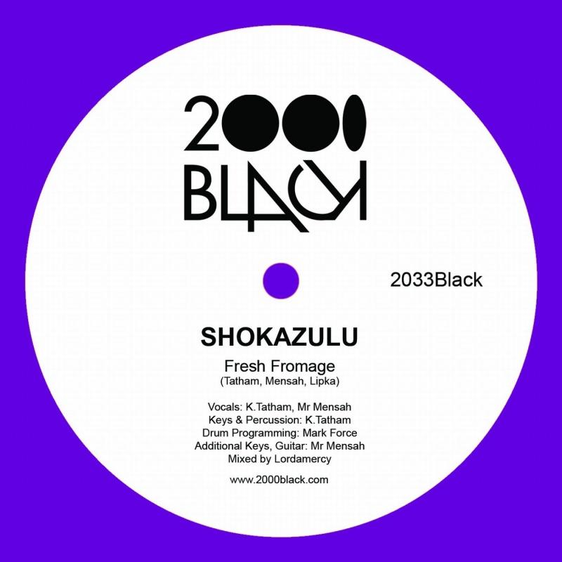 "Shokazulu/FRESH FROMAGE 12"""