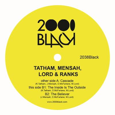 """Tatham, Mensah, Lord & Ranks/CASCADE 12"""""""
