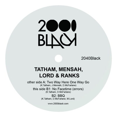 Tatham, Mensah, Lord & Ranks/TWO WAY 12""