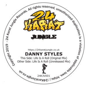 Danny Styles/LIFE IS A ROLL 12""