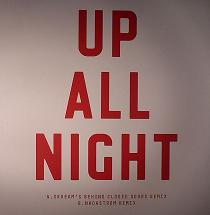 "Alex Clare/UP ALL NIGHT (SKREAM RMX) 12"""