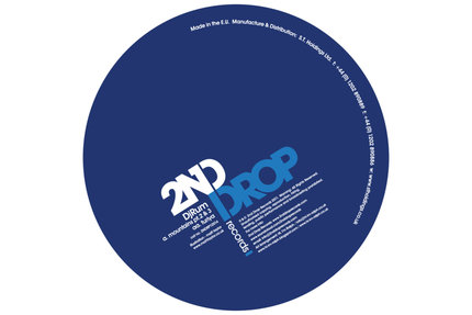 DjRum/MOUNTAINS EP PT. 2 12""