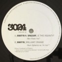 Martyn/IS THIS... (BEN KLOCK RMX) 12""