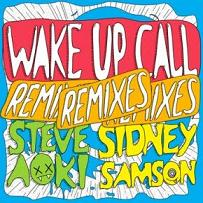 Steve Aoki & Sidney Samson/WAKE UP 12""