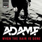"Adam F/WHEN THE RAIN IS GONE 12"""