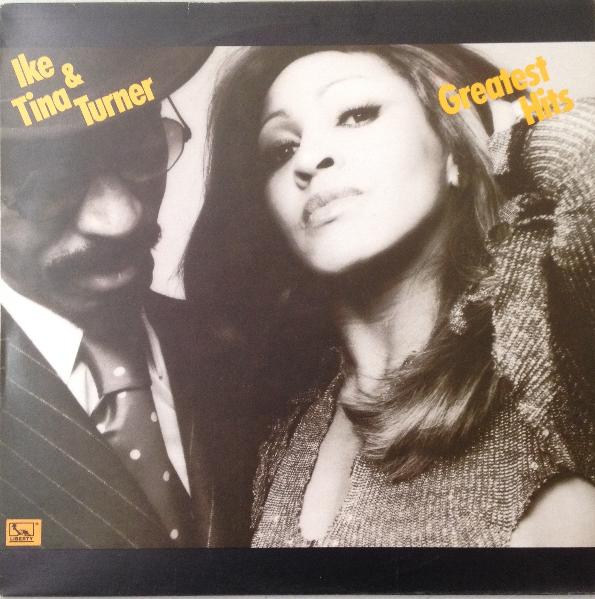 Ike & Tina Turner/GREATEST HITS LP