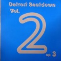 Various/DETROIT BEATDOWN VOL. 2 EP 3 12""
