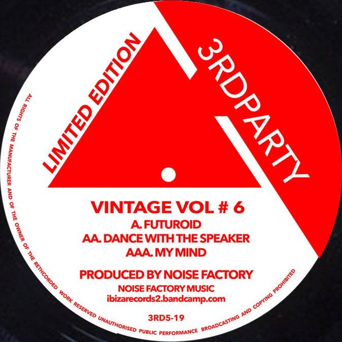 Noise Factory/VINTAGE VOL #6 12""