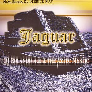 "DJ Rolando aka Aztek Mystic/JAGUAR 12"""