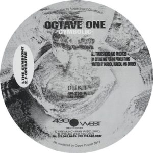 Octave One/CYMBOLIC EP D12""