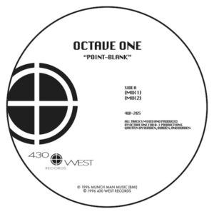 Octave One/POINT BLANK 12""