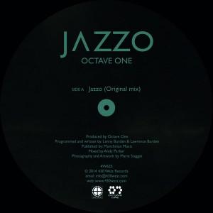 """Octave One/JAZZO 12"""""""