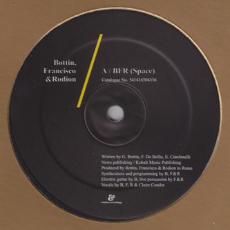 Bottin, Francisco & Rodion/BFR 12""