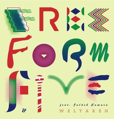 Freeform Five/WELTAREH-PRINS THOMAS 12""