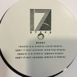 Dusky/OUTER REMIXES 12""