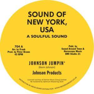 Johnson Products/JOHNSON JUMPIN' 12""