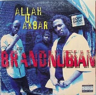 "Brand Nubian/ALLAH U AKBAR 12"""