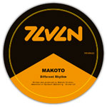 Makoto/DIFFERENT RHYTHM 12""
