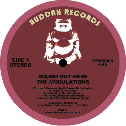 Modulations/ROUGH OUT HERE 7""