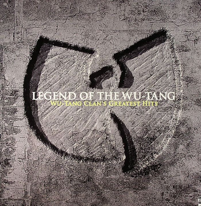 Wu-Tang Clan/LEGEND OF THE WU-TANG DLP