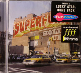Superfunk/HOLD UP   CD